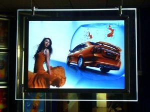 Acrylic Board Acrylic Sheet Crystal LED Light Box pictures & photos