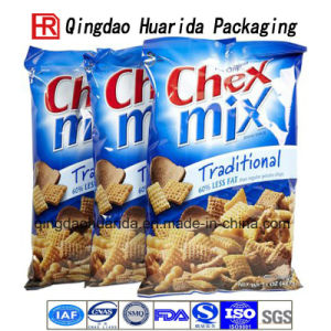 Top Grade Custom Logo Printed Plastic Chips Food Packing Bags pictures & photos