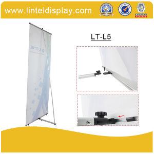80*200cm Adjustable L Banner Stand (LT-L5) pictures & photos