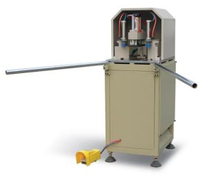 CNC Corner Cleaning Machine for UPVC Window and Door (SQTS-120) pictures & photos