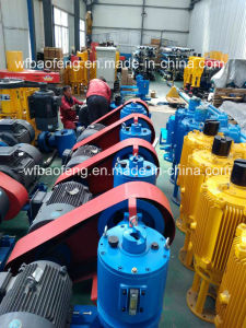 Well Pump Screw Pump Horizontal Surface Transmission Drive Motor Device pictures & photos