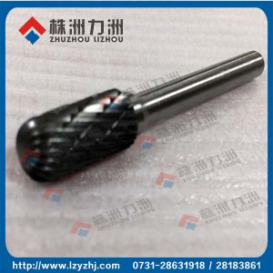 Customized Long Life Pointed End Rotary Carbide Burrs
