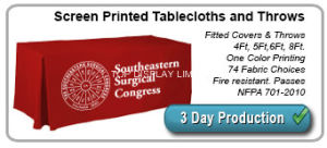 Customized Design Table Cover/Tablecloth pictures & photos