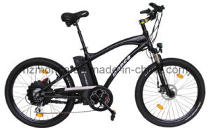 Cool Mountain E Bike with 200W Brushless Motor pictures & photos