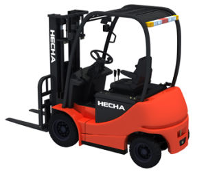 1 Ton Electric Forklift Truck (CPD10) pictures & photos