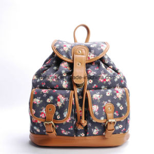 2015 New Collection Backpack with Printing (A10302)