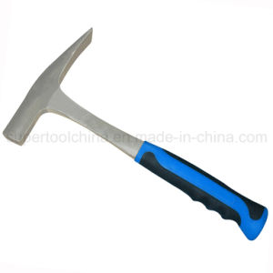 Drop Forged One Piece Steel Mason′s Hammer (544611) pictures & photos