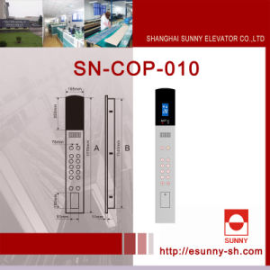 LCD Display Panels for Elevator (SN-COP-010) pictures & photos