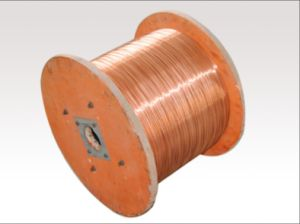 Copper Coated Steel Wire pictures & photos