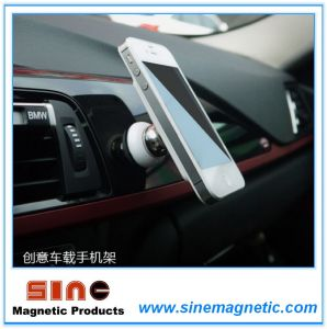 Mini Magnetic 360 Degrees Car Dashboard Mobile Mount Car Stand Phone Holder pictures & photos