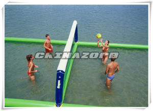 Popular Water Sport Game Inflatable Volleyball Game