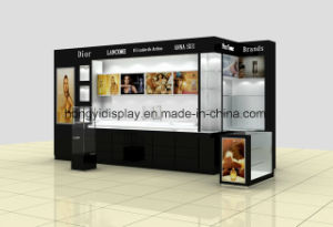 Cosmetic Slatwall for Beauty Shop pictures & photos