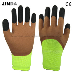 Safety Products Latex Foam Coated Construction Gloves (NH305) pictures & photos