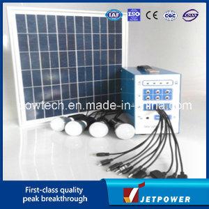 Portable DC Solar Lighting System/Solar Generator System (4W~50W) pictures & photos