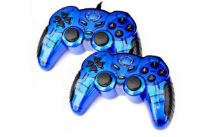 Twin Vibration Gamepad for Stk-9024 pictures & photos