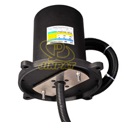 Slip Ring Signal and Power Transmission for Crane, High Speed