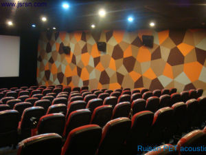 Puzzle Acoustic Panels for Movie Theater pictures & photos