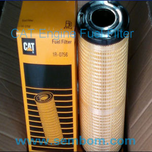 High Performance Engine Fuel Filter for Caterpillar Excavator/Loader/Bulldozer pictures & photos