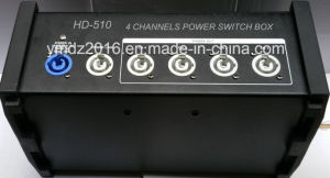 4 Channel Power Switch Pack