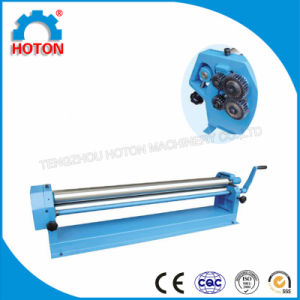 Manual Slip Rolling Machine (Sheet Metal Roller W01-0.8X305/610/915/1000) pictures & photos