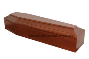 Italy Coffin (IT001) /Funeral Coffin pictures & photos