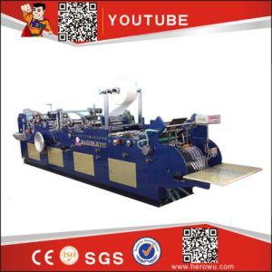 Zf-390d Peeling Paper Sticking and Envelope Making Machine pictures & photos