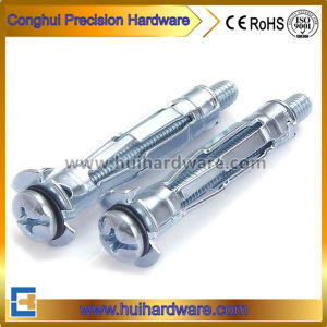 Wall Anchor Bolt, Hollow Wall Anchor, Plug Wall Anchor pictures & photos