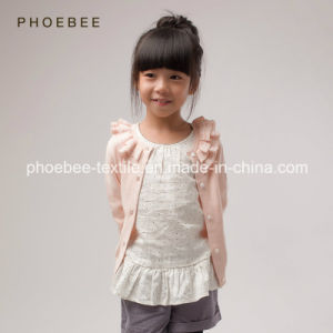 100% Cotton Wholesale Phoebee Baby Clothes pictures & photos