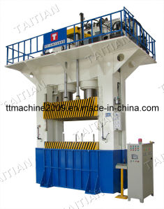Hydraulic Press 1000 Tons (TT-LM1500T/LS) pictures & photos
