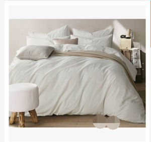 Hot Design Hotel Bedding Set, 100% Cotton Hotel Textile (T17) pictures & photos