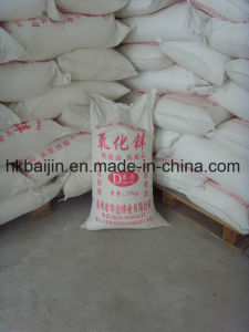 high quality zinc oxide powder for plaster use pictures & photos