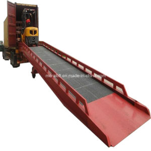 Cheap Hydraulic Mobile Haevy Loading Ramp pictures & photos