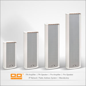 China High Quality Powerful Large Outdoor Column Speakers pictures & photos