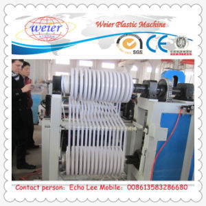 600mm PVC Edge Band Sheet Extrusion Line with Slitting System pictures & photos