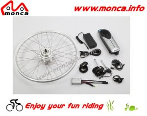 36V 200W DIY Cycling Rear Wheel Electric Bike Kits with Lithium Battery pictures & photos