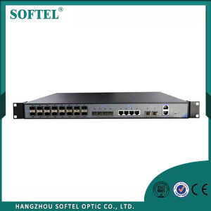 OEM Gepon FTTX Olt 1u 16pon Epon pictures & photos