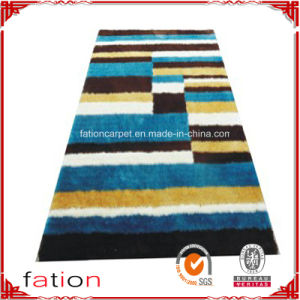 Multiple Colors Fashion Shaggy Carpet Living Room Rectangle Area Rugs pictures & photos