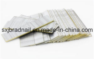 Exporting Standard Factory Selling 18ga F Brad Nails pictures & photos