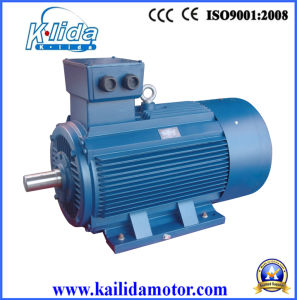 380V/400V/415V/525V 55kw Three Phase AC Electric Motor with Ce pictures & photos