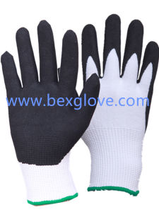 13 Gauge Anti-Cut Liner, Cut Resistance Level 3, Hppe / Spandex / Nylonblade Cut Resistant,Work Glove pictures & photos