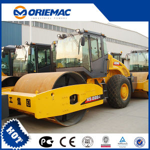 Xcm 30 Ton Hydraulic Single Drum Road Roller Xs302 for Sale pictures & photos