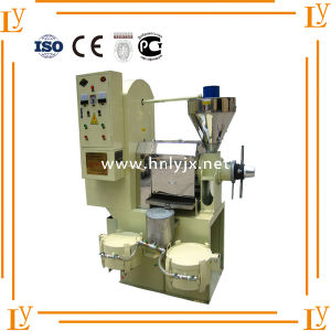Automatic Stainless Steel Mini Peanut Oil Press Machine pictures & photos