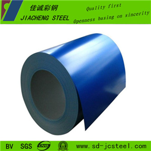 China Colored Galvalume/Galvanized PPGI Steel Coil for Roof