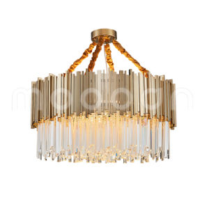 Modern Artistic Simple Luxury Crystal Chandelier for Living Room pictures & photos