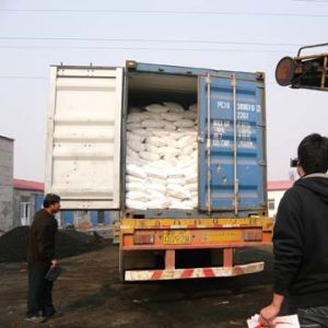 Used in Textile and Leather Sodium Hydroxide Flakes 99% pictures & photos