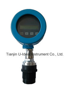 Solid Level Indicator Ultrasonic Level Transmitter with Aluminum Shell pictures & photos
