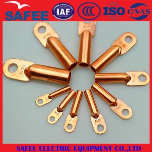 China Tinned Cable Lug Dtl-1 Series Copper Connecting Terminals - China Dtl Lug, Cable Lug pictures & photos