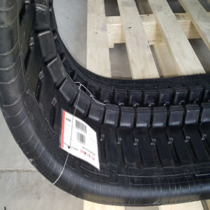Puyi Rubber Track 300*55.5k*82 for Yanmar B35 Excavators pictures & photos