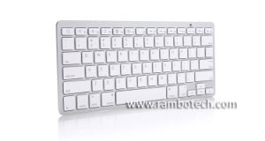Ergonomic Design Universal Bluetooth Keyboard, Bluetooth V3.0