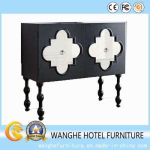 Five Star Hotel Modern Bedroom Furniture Side Table pictures & photos
